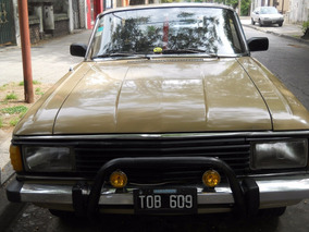Ford Falcon Rural 1984 A/a Y Gnc