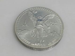 Monedas De Plata De 1 Onza Libertad Año 1992