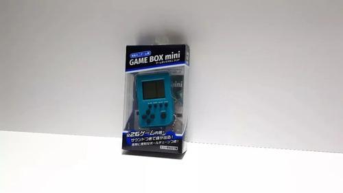 Game Box Mini/game Boy De Llavero