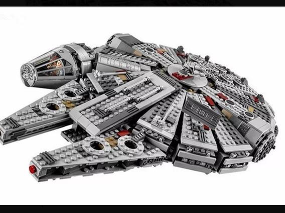 Lego Star Wars Nave Millennium Falcon 1381 Peças