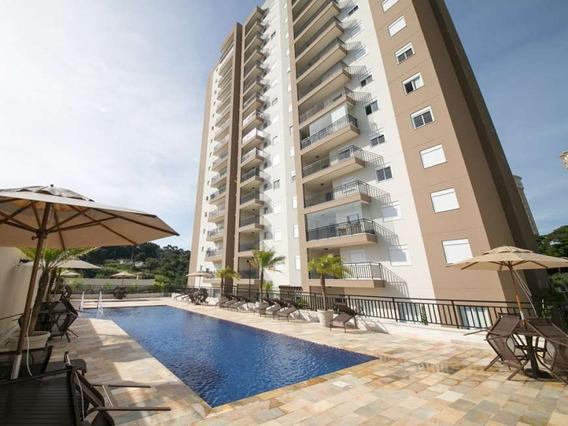Apartamento No Condomínio Soneto Em Jundiaí, 2 Quartos, 76m2