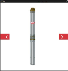 Bomba Thebe / Ebara 3tsm2/10 1/2cv X 10 Est. 3 Polegada 127v