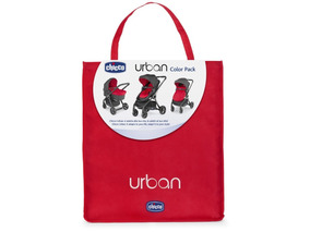 Color Pack Urban - Red Passion Para Carrinho Urban Da Chicco