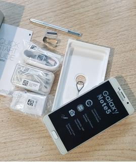 Samsung Galaxy Note 5 At&t 64gb Liberado Usado