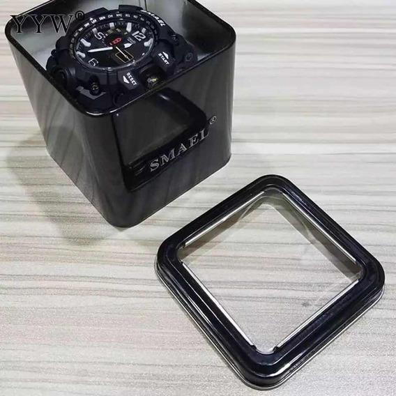 Relógio Militar A Prova Dágua Com Caixa Original !!!
