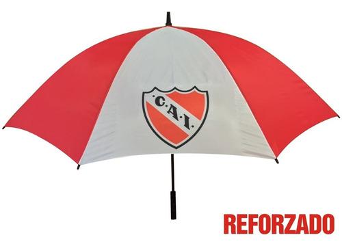 Imagen 1 de 7 de 10 Paraguas Gigantes Reforzados Personalizados Con Tu Logo