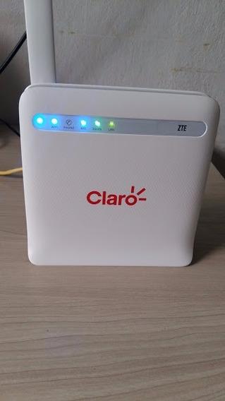 Modem Roteador 3g 4g Zte Mf 253l Wifi 300 Chip Desbloqueado