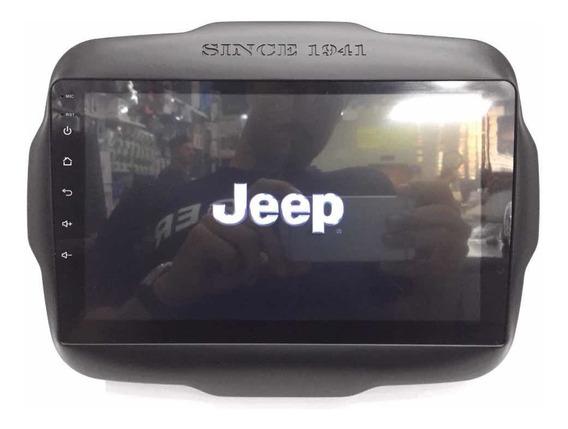 Central Multimídia Jeep Renegade Tela 9 Original Android 9.1