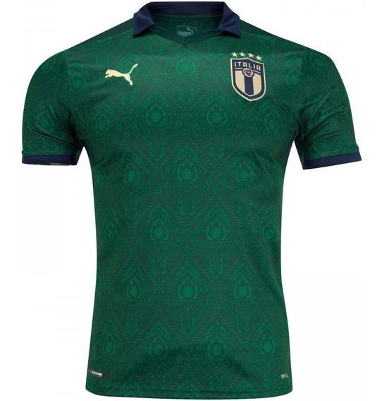 Camisa Sel. Itália Oficial 2020 100% Original Envio Imediato