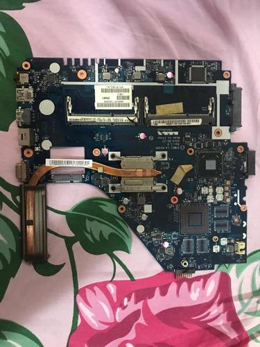 Imagem 1 de 2 de Placa Mãe Notebook Acer E1-572-6