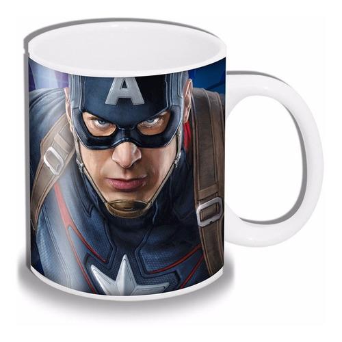 Imagem 1 de 1 de Caneca Character Mug Avengers Age Of Ultron - Bonellihq K18