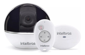 Câmera Ip Intelbras Ic7 S Com Alarme Integrado 360 Graus