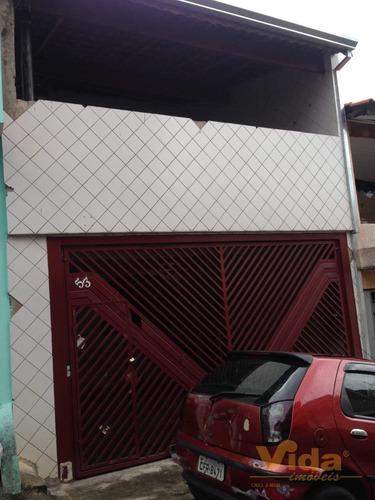 Casa Sobrado À Venda Em Parque Jandaia  -  Carapicuíba - 26999