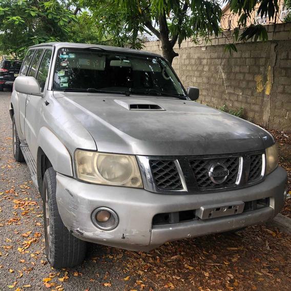 Nissan Patrol Santo Domingo Motor