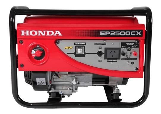 Motor Generador Honda Ep 2500 Tarjeta Cuotas Fijas Ahora 12