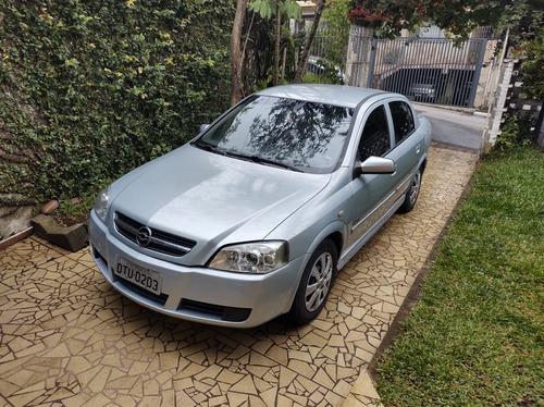 Chevrolet Astra Sedan Advantage 2.0 Prata 2007 Mecanico