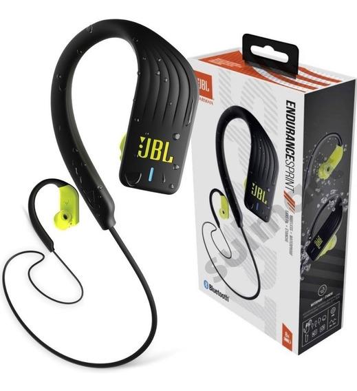Exelente Fone Jbl Endurance Sprint Bluetooth
