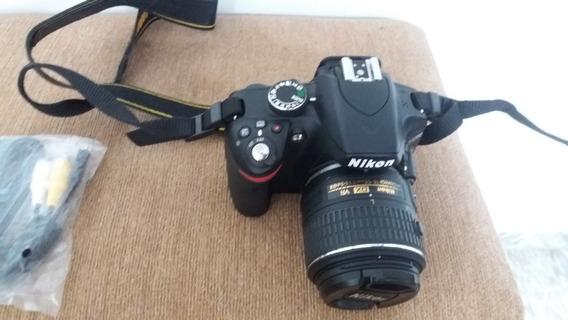 Maquina Fotográfica Nikon D3200