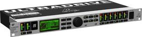 Crossover Ultradrive Dcx2496le - Behringer + Nf +garantia