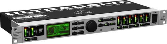 Crossover Ultradrive Dcx2496le - Behringer + Nf +garantia - Com Nota Fiscal E Garantia De 2 Anos Proshows!