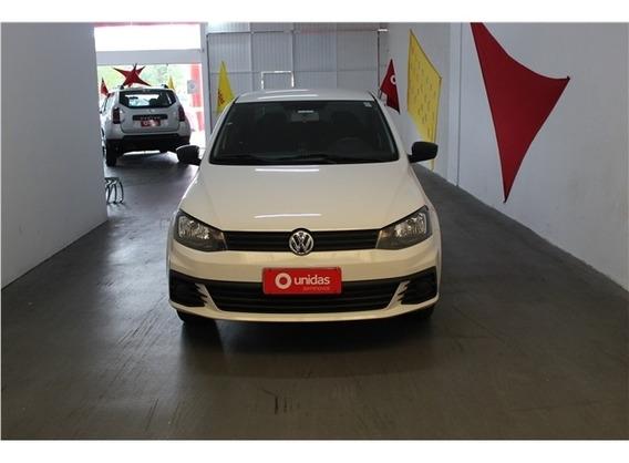 Volkswagen Voyage 1.0 12v Mpi Totalflex Trendline 4p Manual