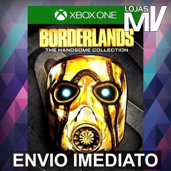 Borderlands The Handsome Collection Xbox Código 25 Dígitos
