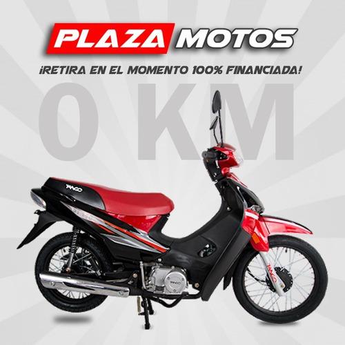 Tango 110 Plaza Motos