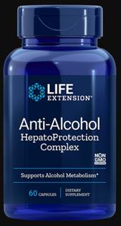 Life Extension Anti Álcool Doenças Fígado Cirrose Hepatite