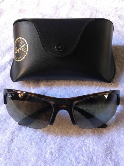 Óculos De Sol Rayban Rb 4173, Marrom