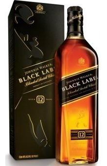 Whisky Johnnie Walker Black Label Reserve 750ml Original