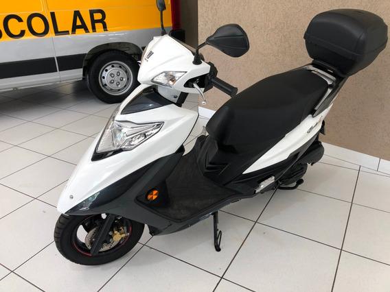 Haojue Lindy 125 2018 Scooters