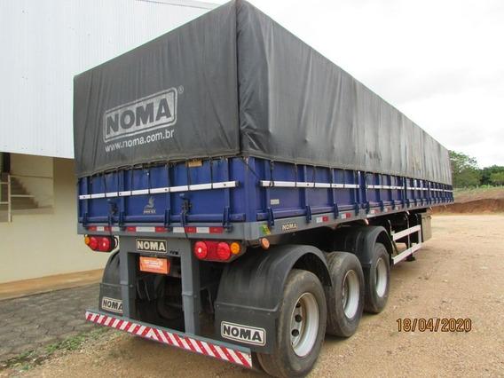 Carreta Graneleira 8x2 2016 Ls 12,5m Roda A Disco C/ Pneus
