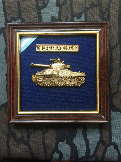 Cuadro Tanque Sherman