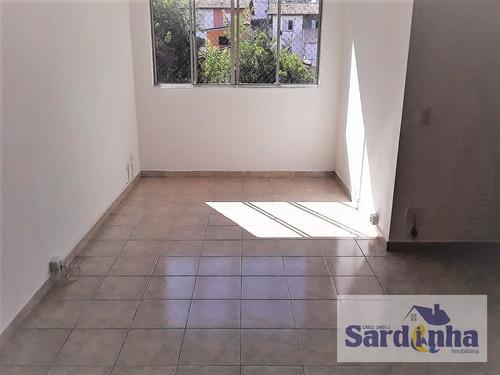Apartamento Para Venda Ou Locação - Jd. Jussara - Sp - 4116