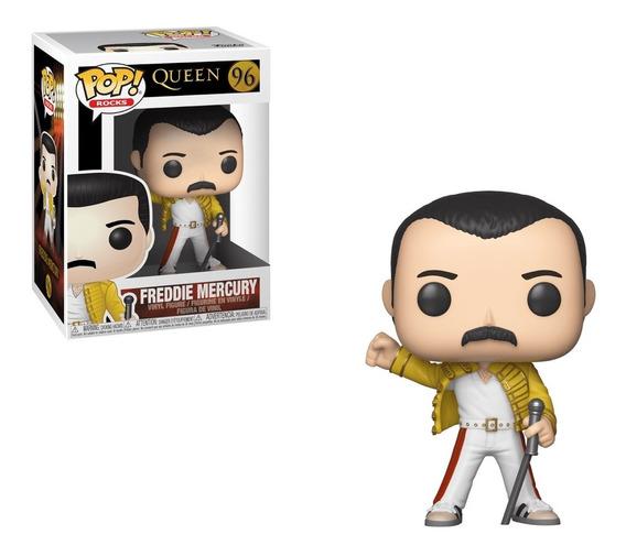Funko Pop Rocks Music Queen Freddie Mercury Wembley 96