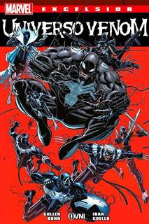 Universo Venom (excelsior) - Marvel Comics - Robot Negro