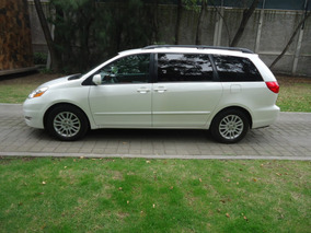 Toyota Sienna Limited Full Equipo 2010 (impecable)