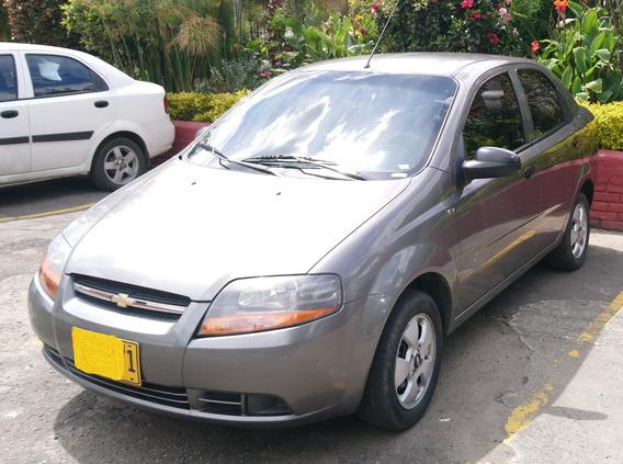 Chevrolet Aveo 1600 Cc 2012