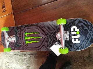 Skate Monster Nyjah Huston