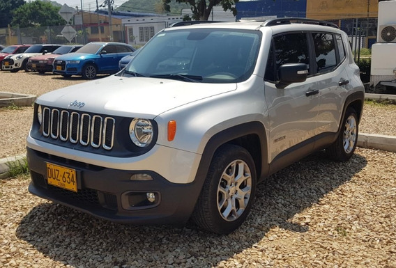 Jeep Renegade Sport Plus 2019