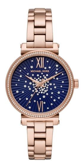 Reloj Mk Michael Kors Original Para Dama Nuevo