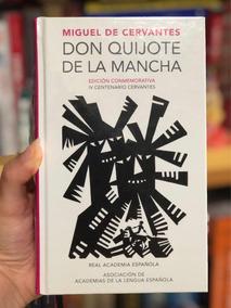 Livro Cervantes Don Quijote Edición Conmemorativa 400 Años
