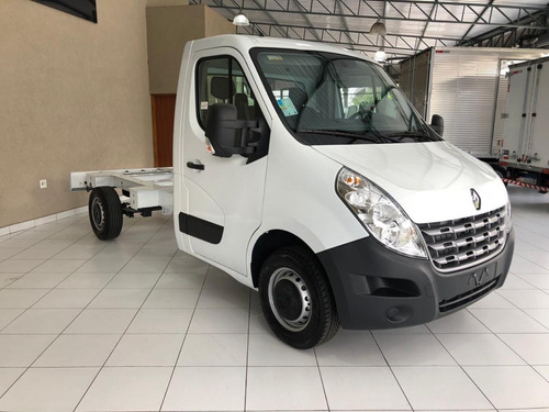 Renault Master 2.3 L2h1 0km 2022 Chassi