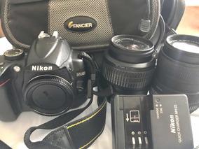 Câmera Nikon - D5000 -