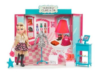 Muñeca Bratz Boutique Angel Cloe And Co
