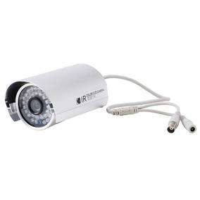 Câmera De Segurança Ccd 36 Leds Infra Vermelho 1000 Linhas