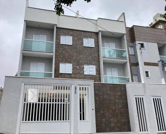 Cobertura Residencial À Venda, Parque Das Nações, Santo André - Co0983. - Co0983