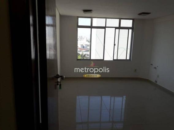Sala À Venda, 17 M² Por R$ 120.000,00 - Centro - São Caetano Do Sul/sp - Sa0482