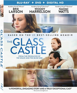 The Glass Castle Blu-ray Us Import