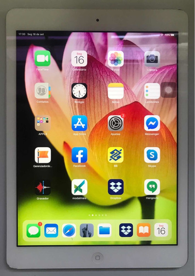 iPad Air 64gb Wifi+3g Silver
